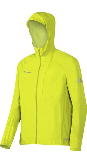 Mammut M's MTR 201 Rainspeed HS Jacket limeade